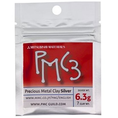 Picture of PMC3 Silver Clay, 6.3g