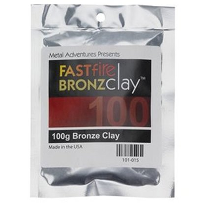 Picture of FASTfire BRONZclay, 100g