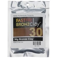 Picture of FASTfire BRONZclay, 30g