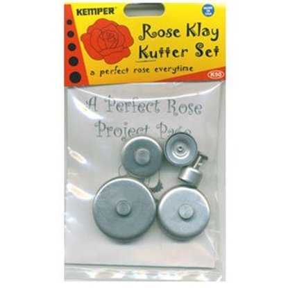 Picture of Metal Clay Rose Cutter