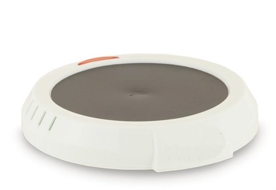 Picture of Hot Plate - White Circle