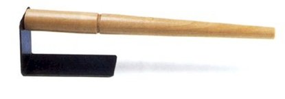Picture of Wooden Mandrel w/ metal stand