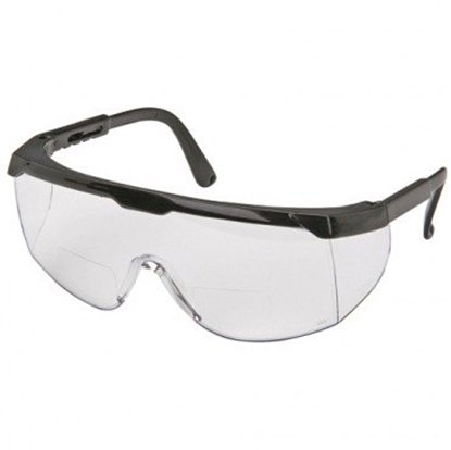 Picture of 2.0x Bifocal Safety Glasses