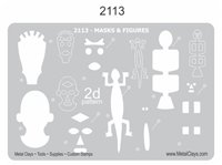 Picture of 2D-2113 Mask and Figures