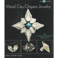 Picture of Metal Clay Origami Jewelry, by Sara Jayne Cole