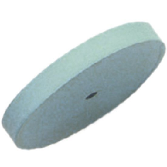 Picture of Silicone Polishing Wheel, Green, X-Fine