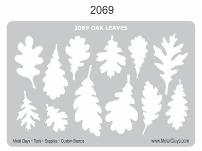 Picture of 2069 - Oak Leaves