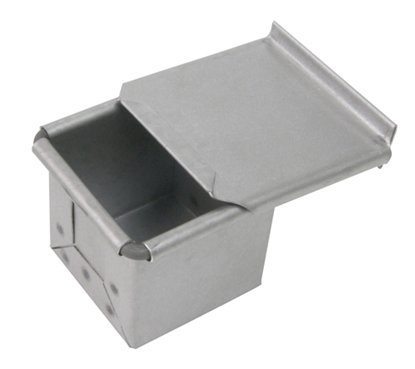 Picture of No Flake Metal Box - Small