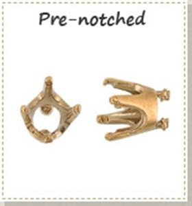 Picture for category Bronze Pre-notched Findings