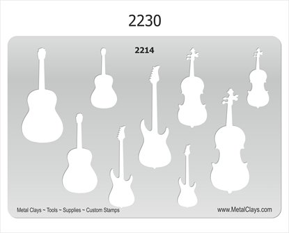 Picture of 2230 -Guitars