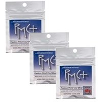 Picture of PMC+ Silver Clay, 45g (3 Pack)
