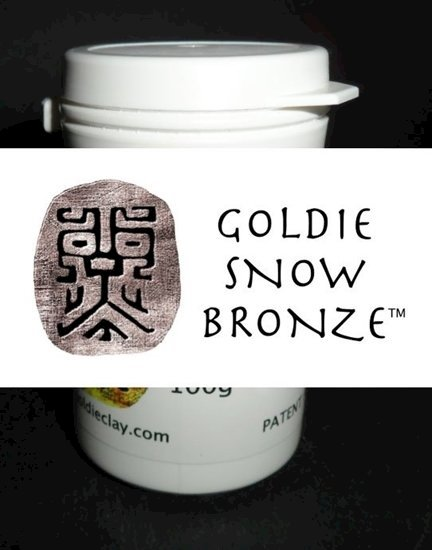 Picture of Goldie Snow Bronze 100g