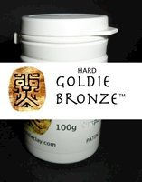 Picture of Goldie Bronze 100g Hard