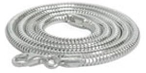 Picture for category Silver Snake Chains