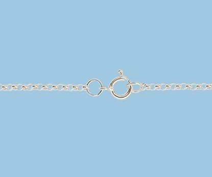 Picture of  Sterling Silver Chain Rolo 1.4 mm 20 inch