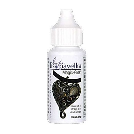 Picture of  Magic-Glos™ UV Resin - 1 oz bottle