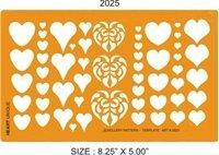 Picture of 2025- Unique Hearts