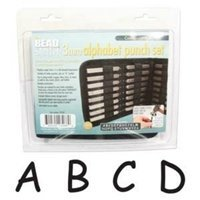 Picture of 3mm Stamp Set Comic(Upper Case)