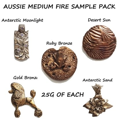 Picture of Aussie Medium Fire Sampler Pack