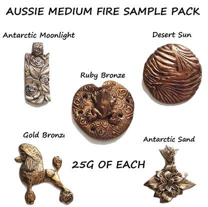 Picture of Aussie Medium Fire Sampler Pack