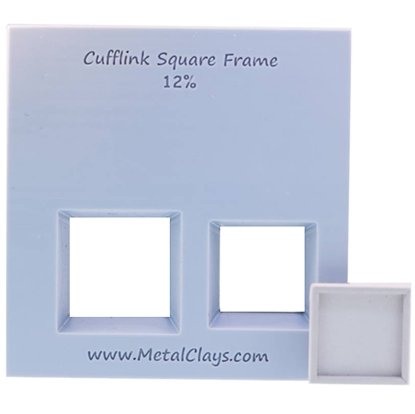 Picture of Cufflink Frame 12% - Square