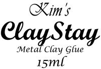 Picture of Kim's ClayStay Metal Clay Glue 15ml