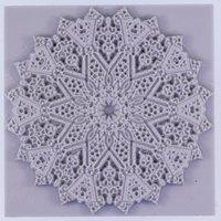 Picture of Texture Stamp- Black Mandala