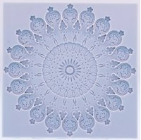 Picture of Texture Stamp - Florada