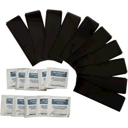Fingerprint Ink Strip Paper 10 pack
