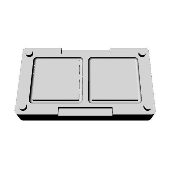 Picture of Copy of Frame Adaptor for Bead Builder Square II