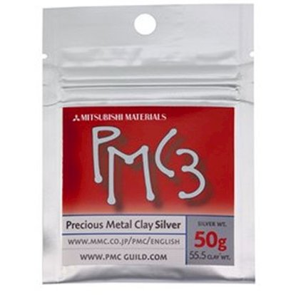 Picture of PMC3 Silver Clay, 50g