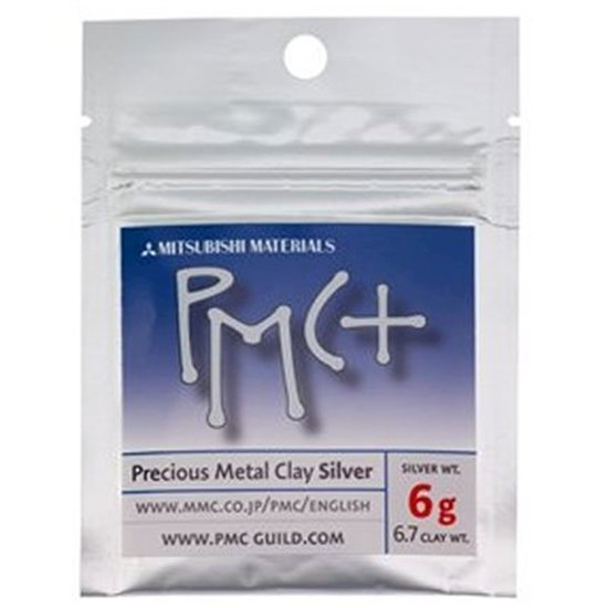 Picture of PMC+ Silver Clay, 6g