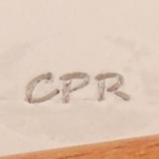 "Picture of Content Marking Stamp- ""CPR"""