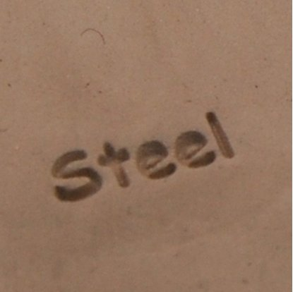 "Picture of Content Marking Stamp- ""STEEL"""