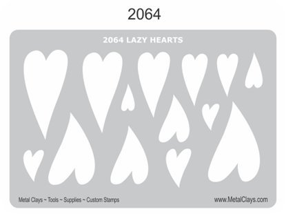Picture of SS-2064 - Lazy Hearts