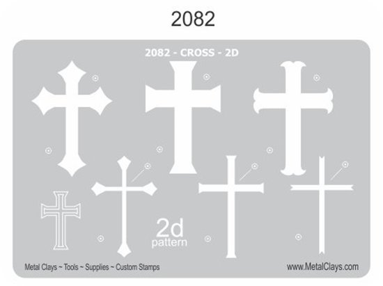 Picture of 2D-2082 Cross