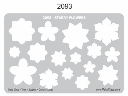 Picture of 2093- Starry Flowers