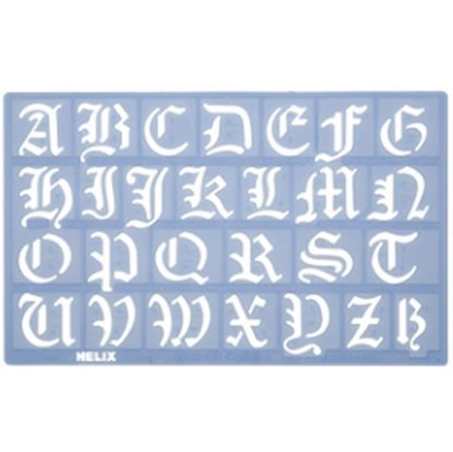 Picture of H28010-Monogram- Old English