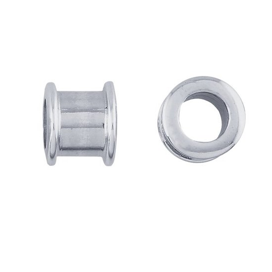 Picture of Silver 6.4mm Bead Core for Metal Clay