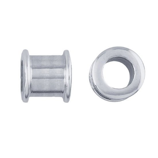 Picture of Silver 8mm Bead Core for Metal Clay