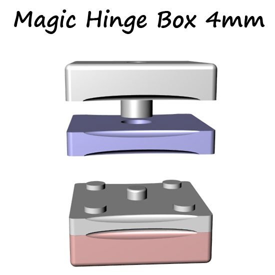 Picture of Magic Hinge Box - 4mm