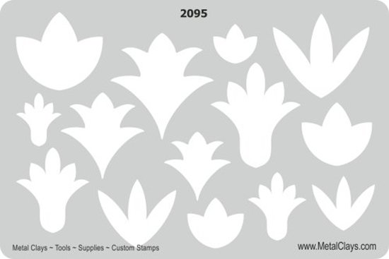 Picture of 2095 -Leaf and Flower