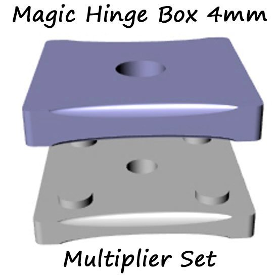 Picture of Magic Hinge Box Multiplier Set 4mm