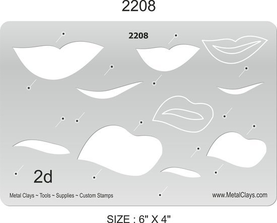 Picture of 2D-2208 Lips