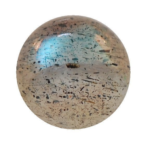 Picture of  Labradorite Round Cabachon 6mm