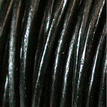 Picture of Indian Leather Black 3mm