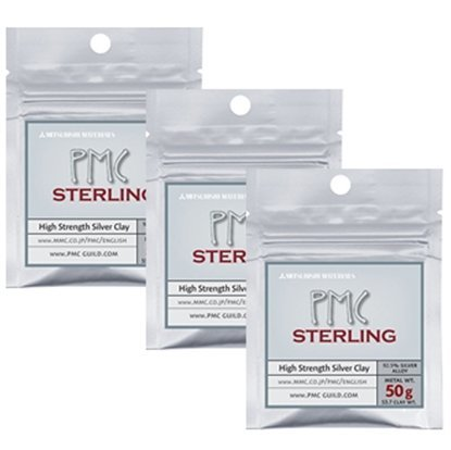 Picture of PMC Sterling 50g 3 Pack