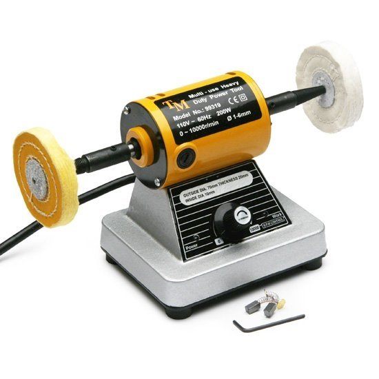 Picture of Mini Polishing Lathe