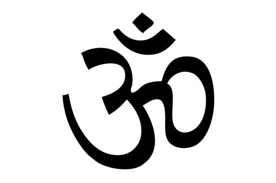 Picture of Om Symbol Stamp