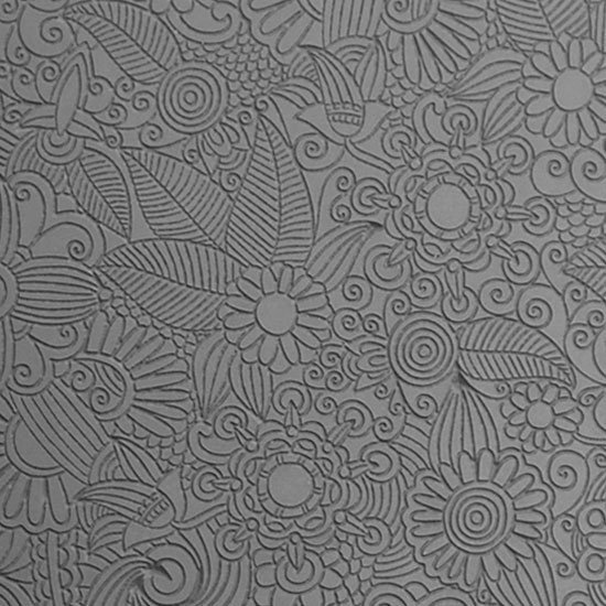Picture of Rollable Texture Tile - Flower Party Fineline